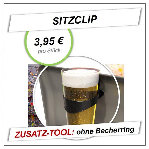SITZCLIP (Zusatz-Tool): schwarz